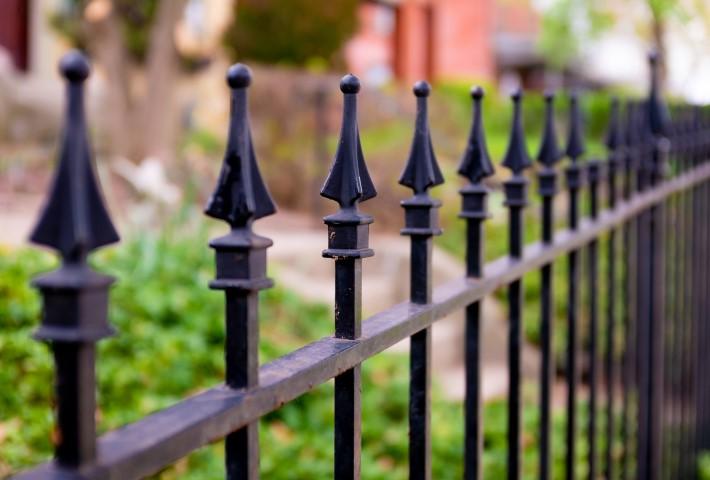 Fence-Joshua Olsen Unsplash