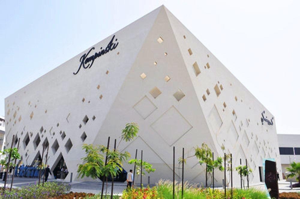 Kempinski Hotel in Muscat