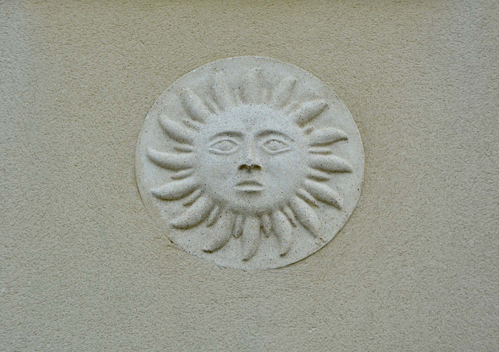 example of reinforced stone