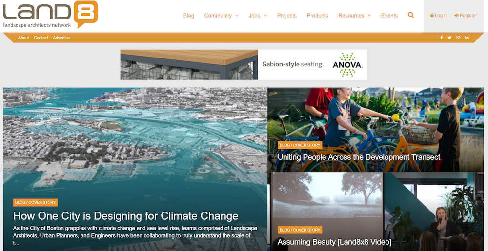 Land8 Landscape Architects Network