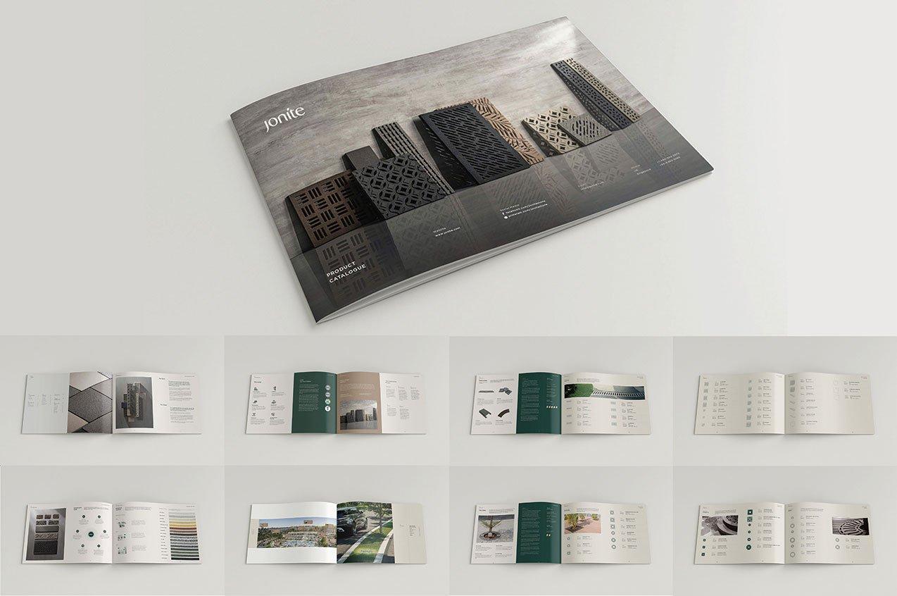 Jonite brochure