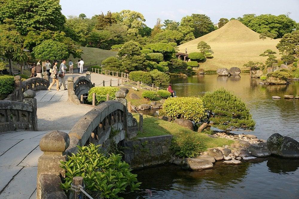 Suizenji Park
