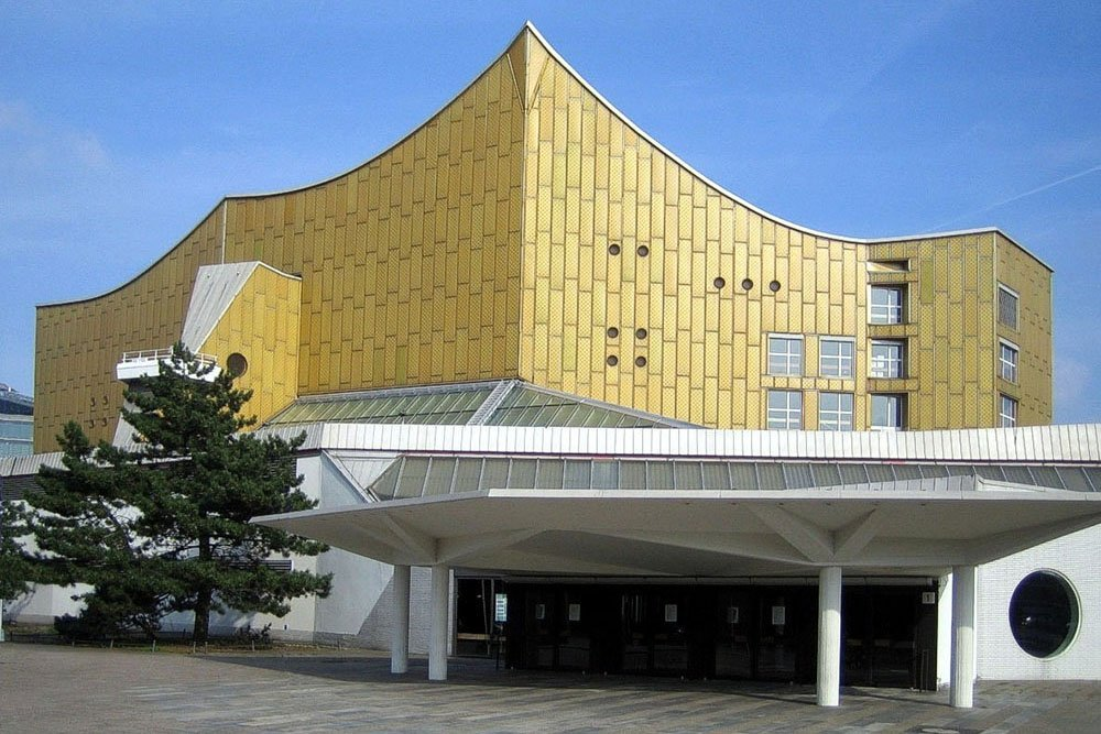 The Berliner Philharmonie