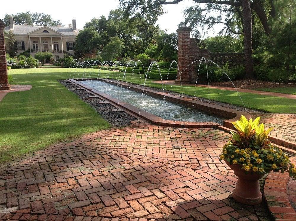 the longue vue gardens