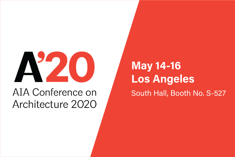 AIA Conference on Architecture 2020