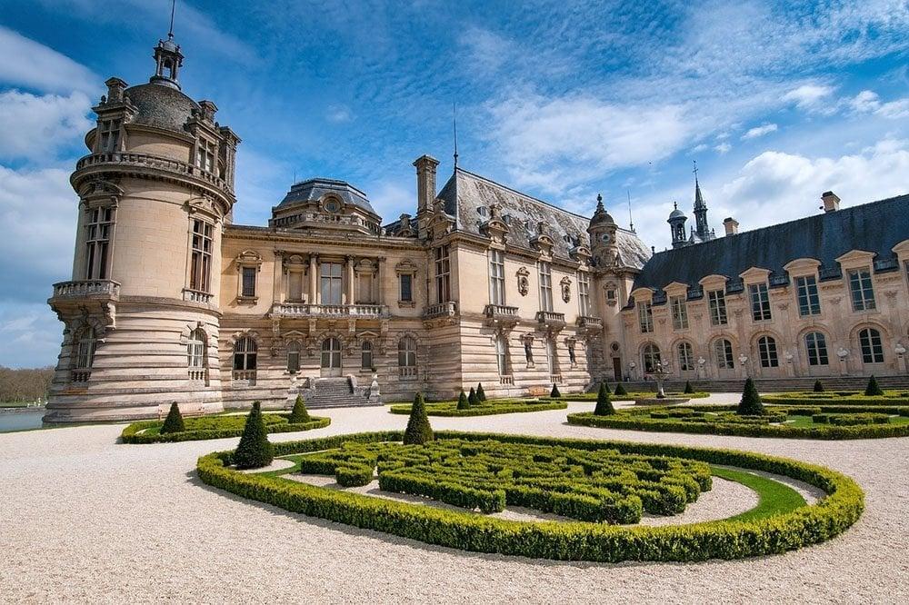 The Château de Chantilly