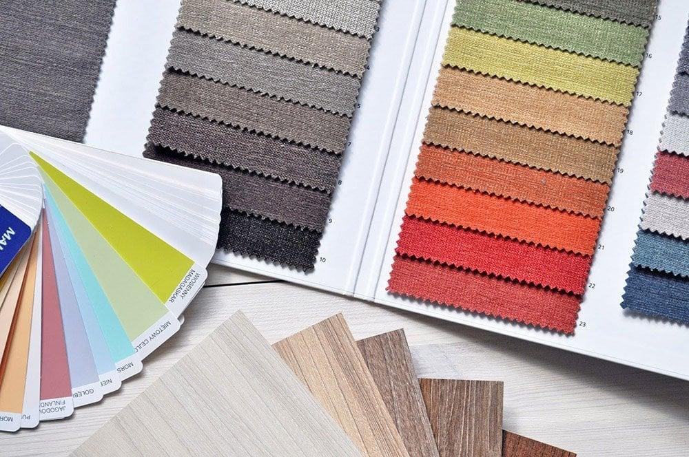 colour fabrics