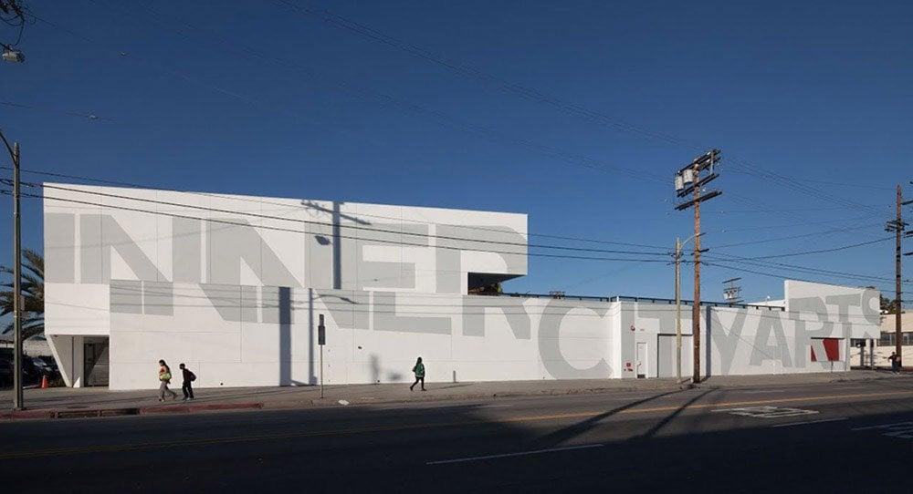 inner city arts building