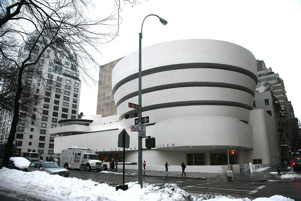 The Guggenheim Museum of New York