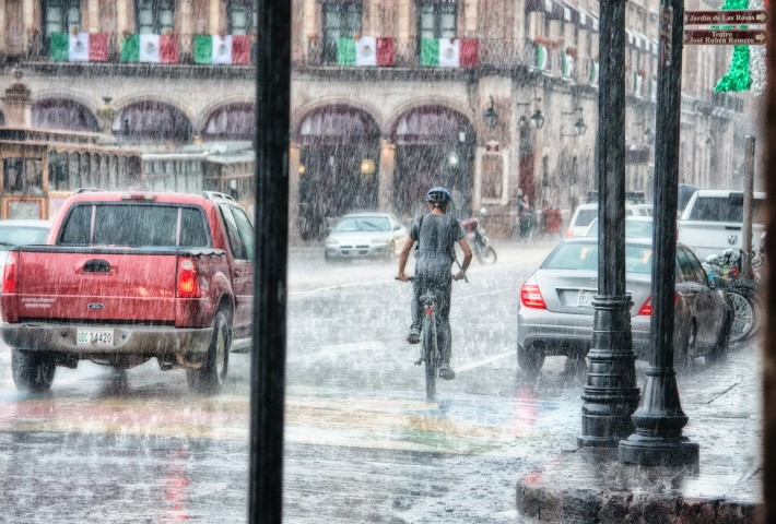 Rainy Day Genaro Servín