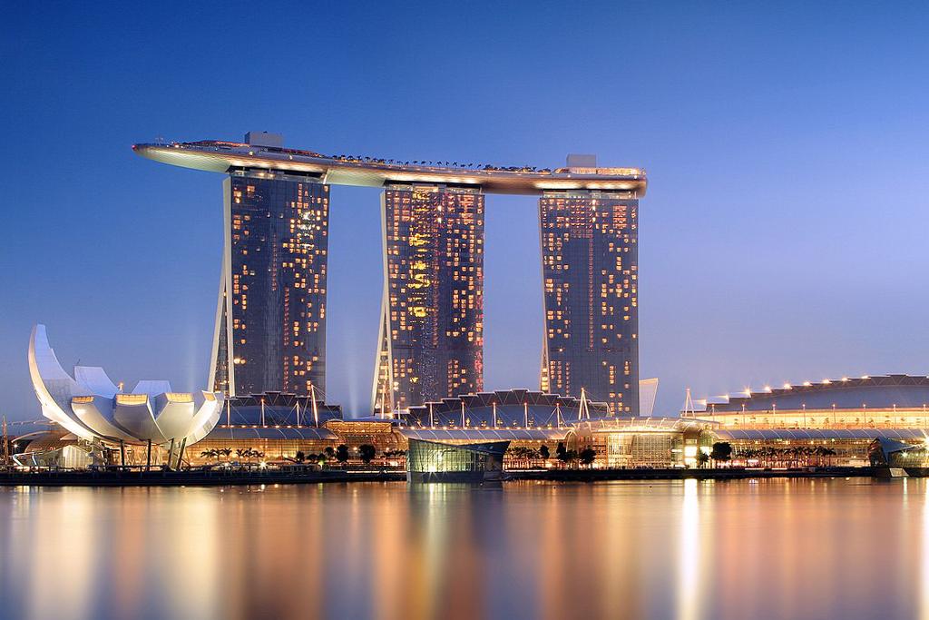 Marina Bay Sands (MBS)