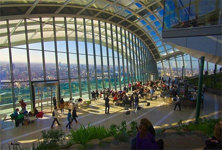architecture landscape trends beyond 2019