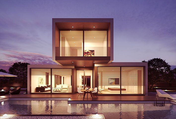 modern architecture for homes