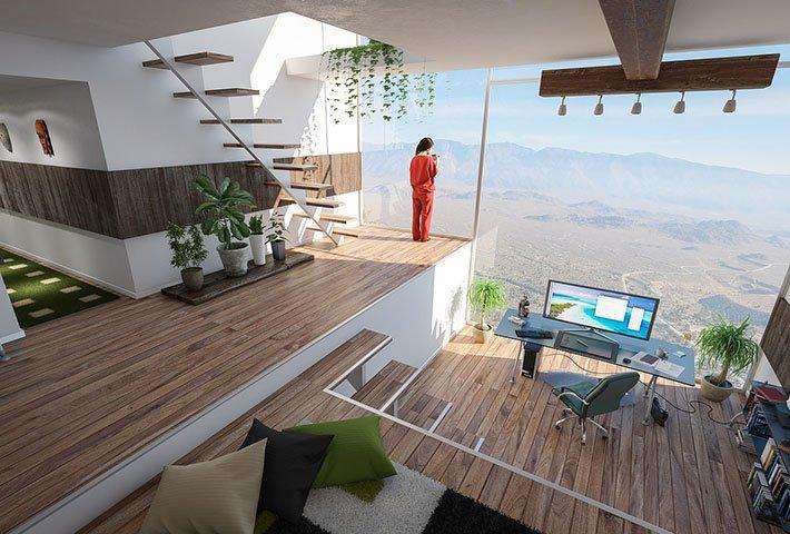 Home design for millennials